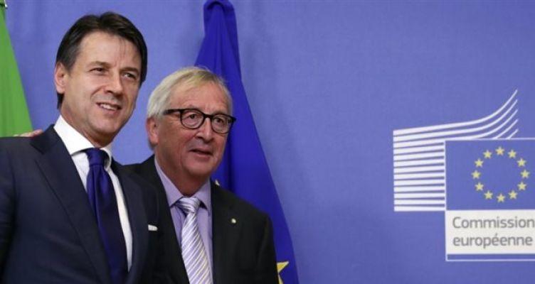 Κόντε προς Κομισιόν: Μην επαναλάβετε στην Ιταλία τα ίδια λάθη με την Ελλάδα
