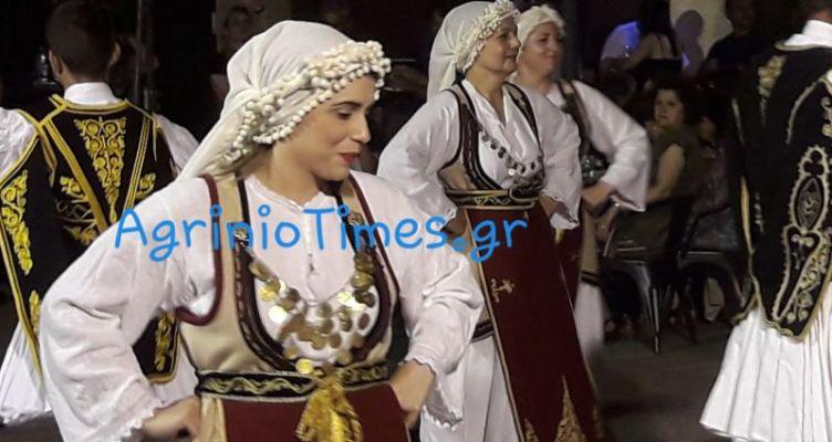 Το Αγρίνιο τίμησε τη Λαϊκή Γιορτή – Θεσμό στην πλατεία Χατζοπούλου (Βίντεο – Φωτό)