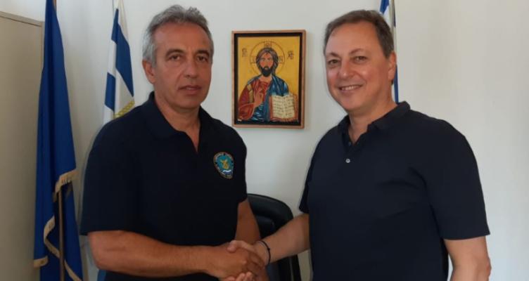 Σπήλιος Λιβανός: Επίσκεψη στο Λιμεναρχείο Μεσολογγίου
