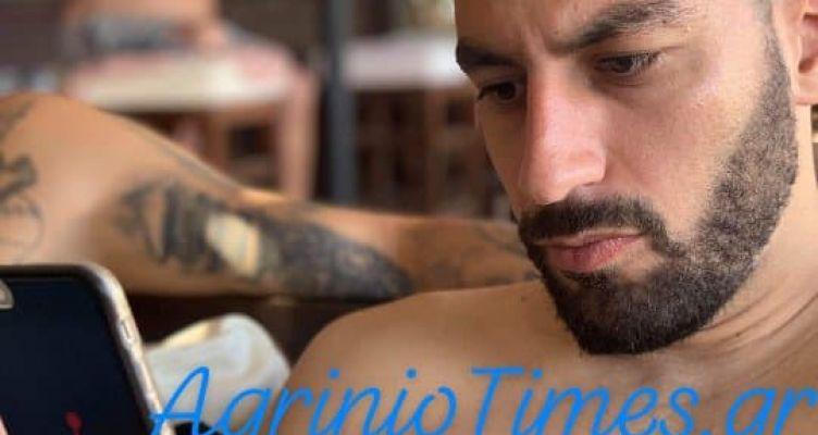 Ολιγοήμερες διακοπές για τον Πυργιώτη ποδοσφαιριστή Δημήτρη Μαχαίρα (Φωτό)