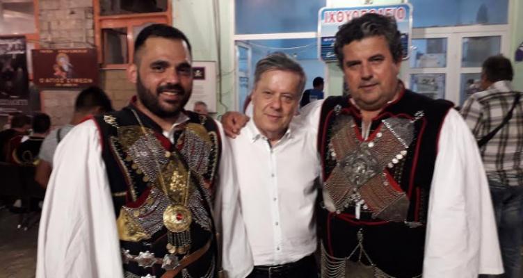 Β. Αντωνόπουλος: Το Μεσολόγγι είναι η παρακαταθήκη εθνικών αγώνων και πολιτισμού