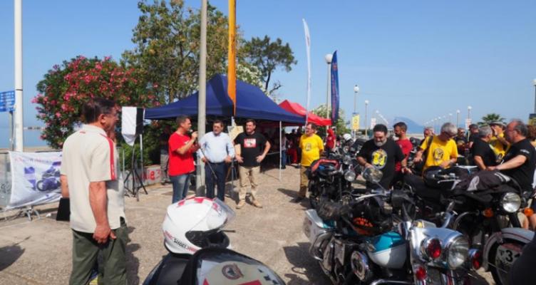 Στην Πάτρα πραγματοποιήθηκε η 8η ετήσια Πανελλήνια συνάντηση Moto Guzzi