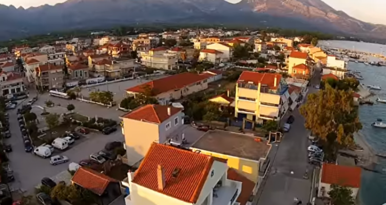 Βίντεο από drone για την τουριστική προβολή του Μύτικα από τον Ν.Ο. Μύτικα – Αλυζίας