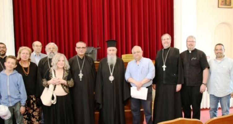 Επίσκεψη υποψηφίων διδακτόρων θεολογίας από την Αμερική στη Ναύπακτο (Φωτό)