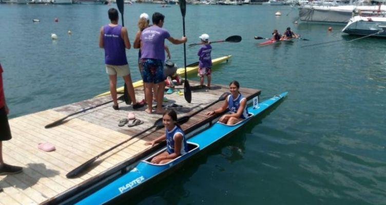 Ο Ν.Ο. Μεσολογγίου στους Διασυλλογικούς Αγώνες Canoe Kayak