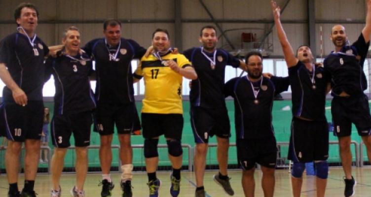 Με επιτυχία το 15ο Πανελλήνιο Πρωτάθλημα Παλαιμάχων Βόλεϊ στη Ναύπακτο