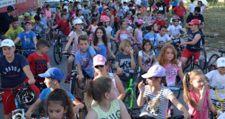 Πραγματοποιήθηκε η8η Ποδηλατοδρομία Σχολικών Συλλόγων Παναιτωλίου (Φωτό)
