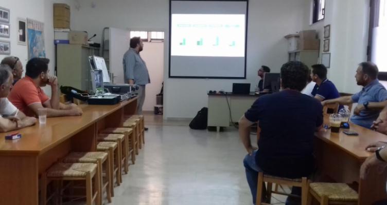 Αγρίνιο – «Ο Θαλής»: Smart panels – έξυπνοι διασυνδεδεμένοι πίνακες