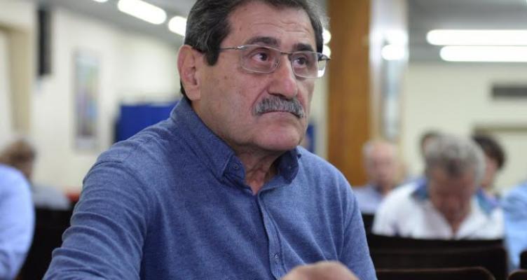 Συλλυπητήρια ανακοίνωση Πελετίδη για τον θάνατο του Νίκου Σφαέλου