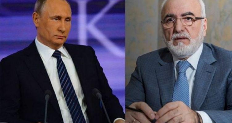 Ημέρα της Ρωσίας: Συγχαρητήρια Πούτιν σε Σαββίδη