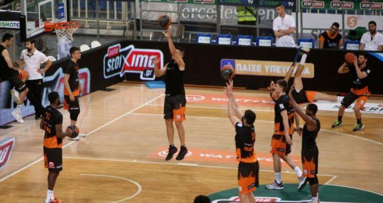 Basket League: Αποθεώθηκε στο Ο.Α.Κ.Α. ο Προμηθέας Πατρών!