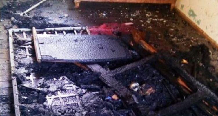 Πυρκαγιά σε σπίτι στο Δοκίμι – Μεγάλες ζημιές (Φωτό)