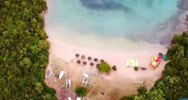 Ιόνιο – Μπέλα Βράκα: Η παραλία με τη ροζ αμμουδιά που μοιάζει με επίγειο παράδεισο (Βίντεο)
