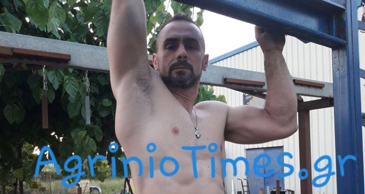 Αγρίνιο: Ο Τάκης Διονυσίου μιλά για Street Workout Training (Βίντεο – Φωτό)