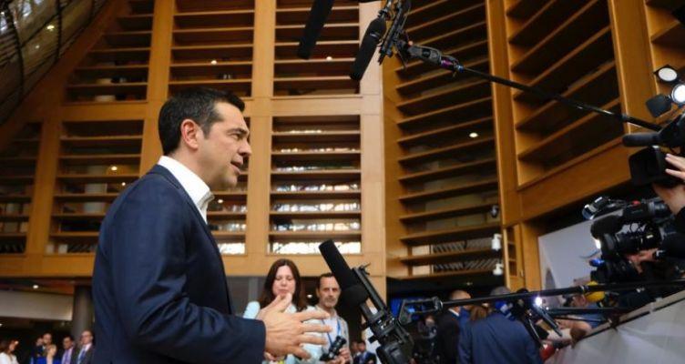 Τσίπρας: Δεν θα επιτρέψουμε γεώτρηση στην ελληνική ΑΟΖ