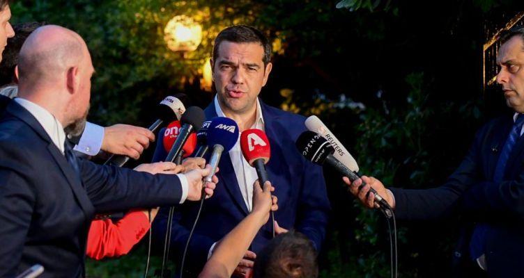 Τσίπρας μετά το ΚΥΣΕΑ: Κυρώσεις στην Τουρκία αν έκανε γεώτρηση (Βίντεο)