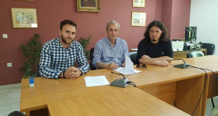 Δήμος Θέρμου: Υπογραφή σύμβασης αποκατάστασης ζημιών προϋπολογισμού 600.000 ευρώ