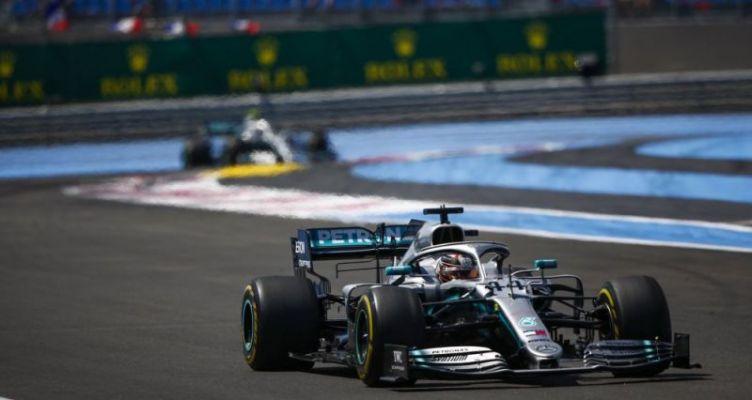 Formula 1 – GP Γαλλίας: Περίπατος για Χάμιλτον και Μερσέντες