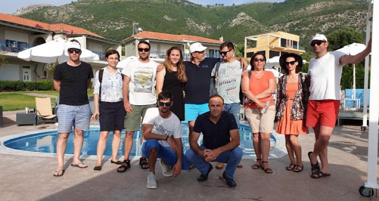 Επίσκεψη τουριστικών πρακτόρων και δημοσιογράφων στο Ξηρόμερο