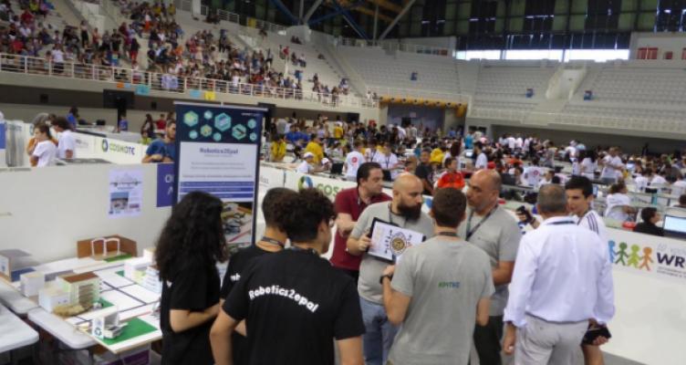Το 2ο ΕΠΑ.Λ. Αγρινίου συμμετείχε στην Ολυμπιάδα Εκπαιδευτικής Ρομποτικής
