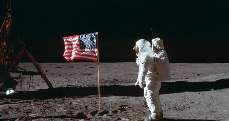 Η NASA γιορτάζει την αποστολή Apollo 11 στη Σελήνη