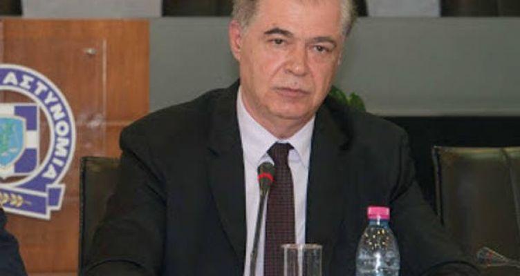 Ο πρώην Αστυνομικός Διευθυντής Ακαρνανίας, Α. Αποστολόπουλος, αρχηγός της ΕΛ.ΑΣ.;