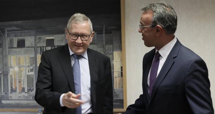 Οι δεσμεύσεις της Ελλάδας στο τραπέζι Σταϊκούρα – Ρέγκλινγκ