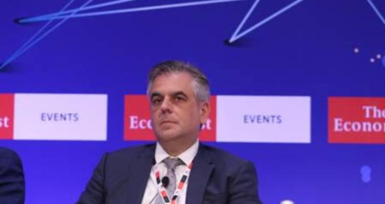 Τα Ελληνικά Ταχυδρομεία στο Συνέδριοτου Economist