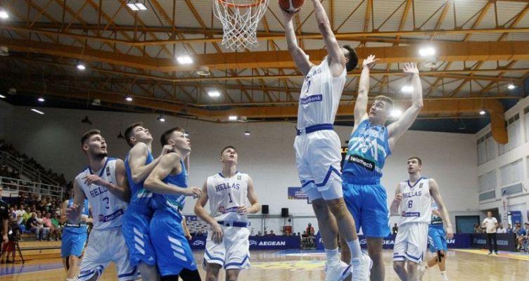 Ευρωπαϊκό U18: Στους «16» η Εθνική Εφήβων με τη Φινλανδία