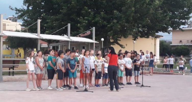Γιορτές λήξης της 2ης Κατασκηνωτικής περιόδου στα Ροΐτικα και την Πλαζ