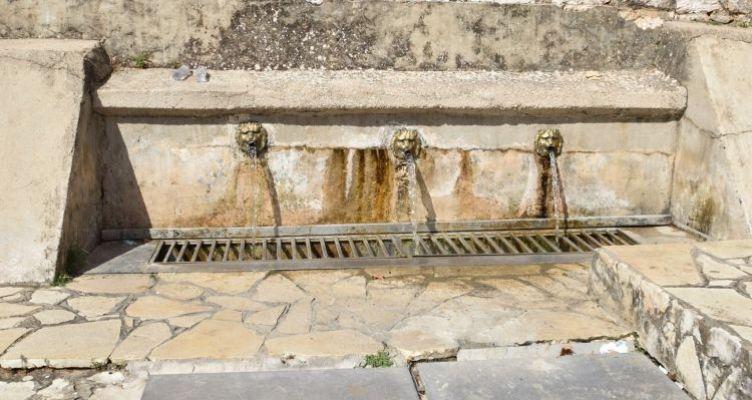 Βόνιτσα: Το νερό της Κορπής και οι θεραπευτικές του ιδιότητες