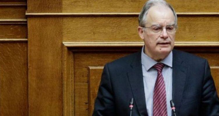 Ο ΣΥ.ΡΙΖ.Α. ψηφίζει τον Κώστα Τασούλα για πρόεδρο της Βουλής