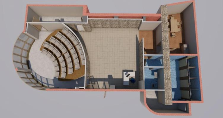 Ξεκινά το Μουσείο Λιμένος Αιτωλικού – Υπογραφή σύμβασης από τον Νικόλαο Καραπάνο