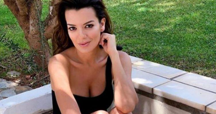 Νικολέττα Ράλλη: Ξαπλωμένη στην άμμο προκαλεί «ταραχή» στους followers της!