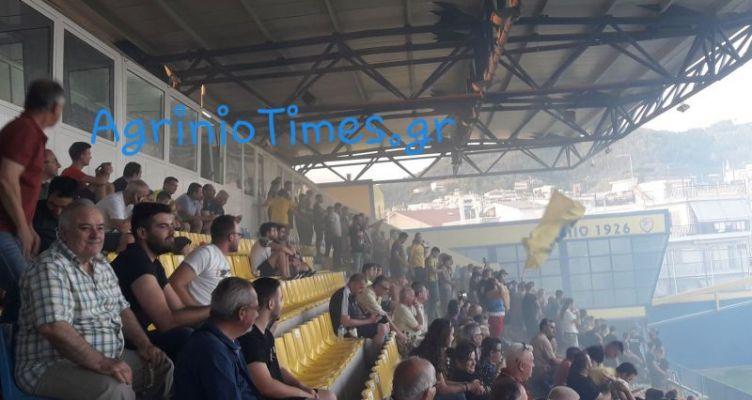 Super League 1: Μέχρι 80 άτομα -και όχι 300- στους αγώνες των πλέι-οφ και πλέι-άουτ