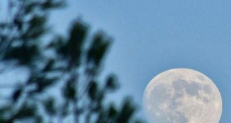 Πανσέληνος και μερική έκλειψη Σελήνης το βράδυ της Τρίτης 16 Ιουλίου