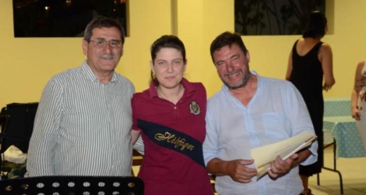 Εκδήλωση για δασκάλους και στελέχη του Χορευτικού Τμήματος του Δήμου Πατρέων