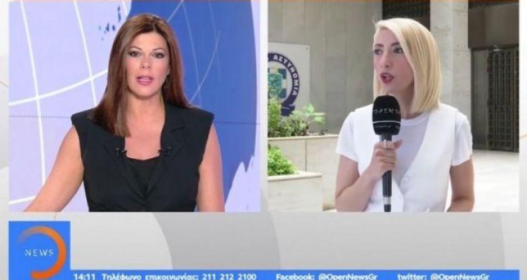 Η στιγμή του σεισμού live στον «αέρα» του Open TV (Βίντεο)
