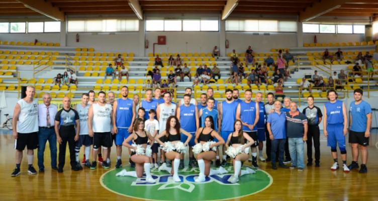 Δήμος Πατρέων: Τελικός Τουρνουά Εργαζομένων 2019