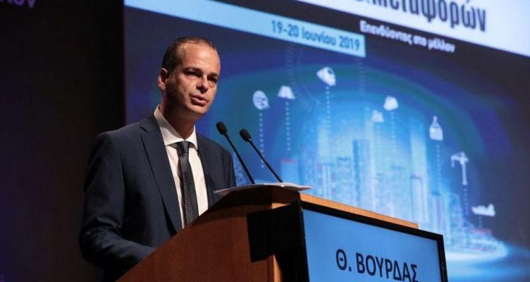 Παραιτήθηκε ο Γενικός Γραμματέας Υποδομών – Μεταφορών Θάνος Βούρδας