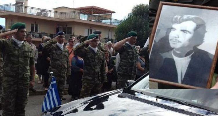 Αγρίνιο – 21 Ιουλίου 1974: 45 χρόνια από τον θάνατο του Αιμιλίου Μανιά και του Βασίλη Παναγόπουλου στην Κύπρο