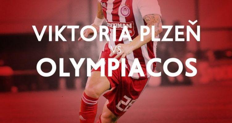 Βικτόρια Πλζεν – Ολυμπιακός: Live στις 20:00 στον Agrinio937 fm
