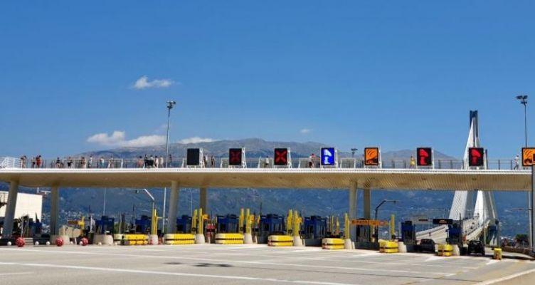 Γέφυρα Χαρίλαος Τρικούπης: Κυκλοφοριακές ρυθμίσεις από Δευτέρα