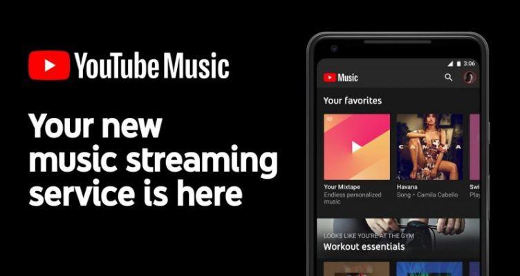 Διαθέσιμη και στην Ελλάδα η νέα μουσική υπηρεσία του YouTube