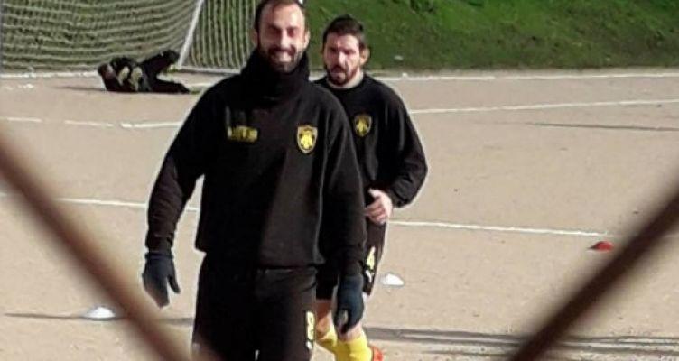 Β' ΕΠΣ Νομού Αιτ/νίας: Ανανέωσε με την Α.Ε.Κ. ο Κώστας Αντωνόπουλος