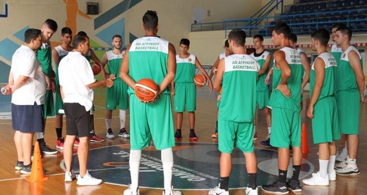 Α2 Μπάσκετ Ανδρών: Ξεκίνησε η προετοιμασία του Α.Ο. Αγρινίου