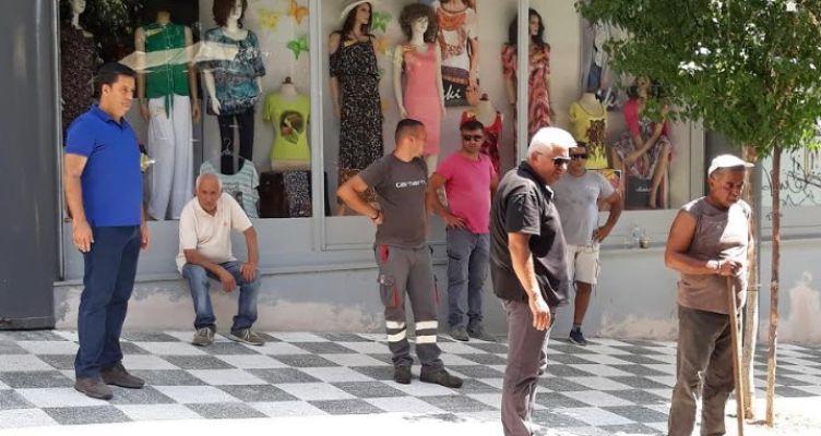 Δήμος Αγρινίου: Ασφαλτόστρωση στην οδό Γρίβα μεταξύ οδών Μπαϊμπά – Σταϊκου (Φωτό)