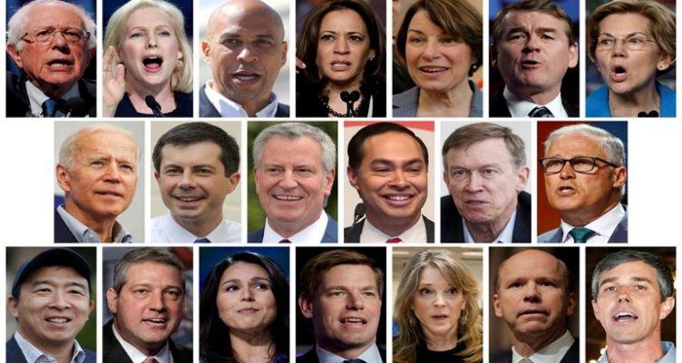 Η.Π.Α.: Πόλεμος στο Δημοκρατικό κόμμα, για τον υποψήφιο στις προεδρικές εκλογές του 2020