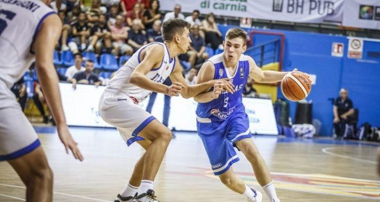 Ευρωπαϊκό U16: Άγγιξε την τετράδα, αλλά έχασε στο νήμα η Εθνική Παίδων