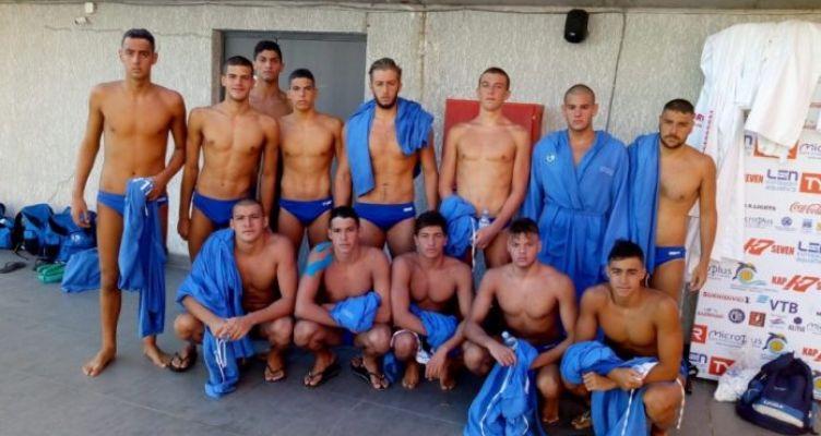 Με το δεξί στο Ευρωπαϊκό – Οι Έφηβοι νίκησαν με 8-4 το Μαυροβούνιο